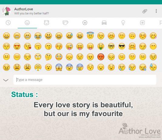Love Whatsapp Status Author Love
