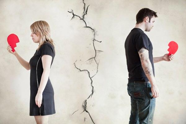 Image result for broken relationship