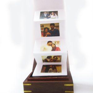 Love Box Photo Chain Gift