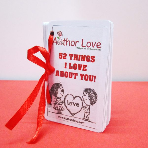 Love Cards Diary Gift
