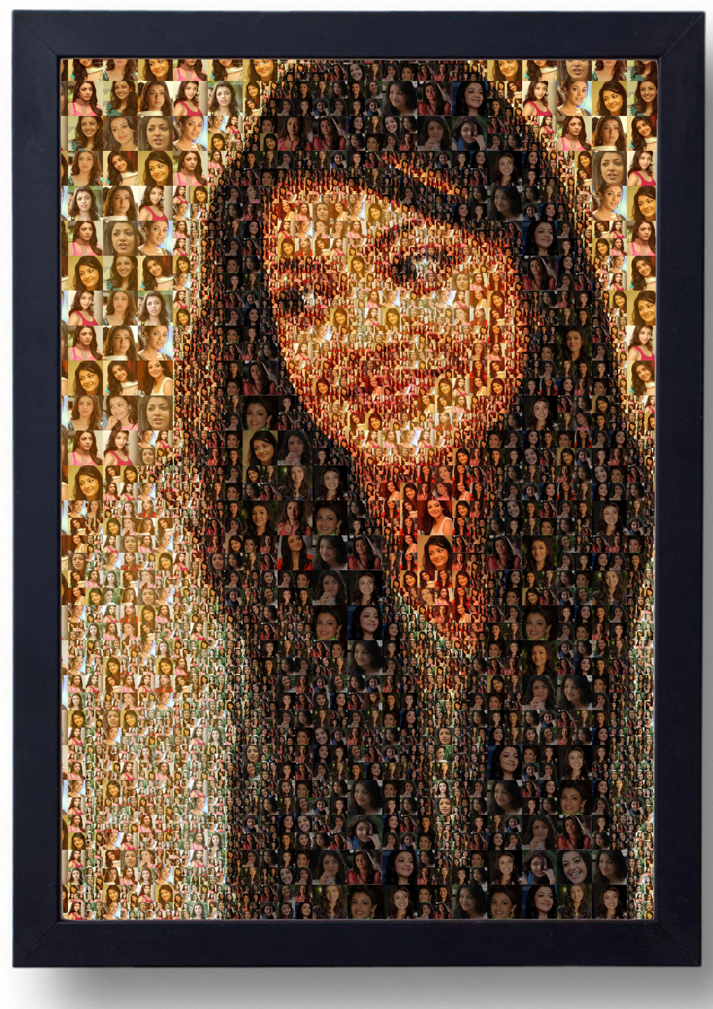 High Quality Love Photo Collage Personalized Gift Author
