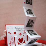 Photo Chain Greeting Card