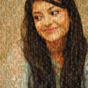 Kajal Collage Digital Copy