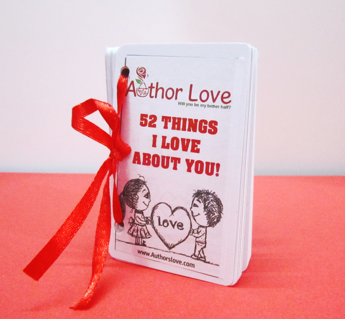 Love Cards Diary Photo Chain Greeting Card Combo Personalized Gift