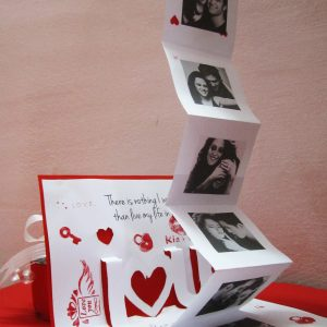Love Cards Diary 9