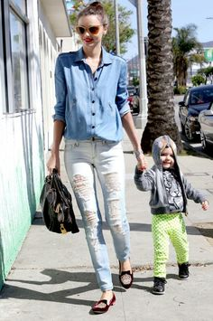 CUTE MOMMY AND SON COMBO (11)
