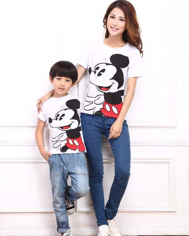 CUTE MOMMY AND SON COMBO (8)