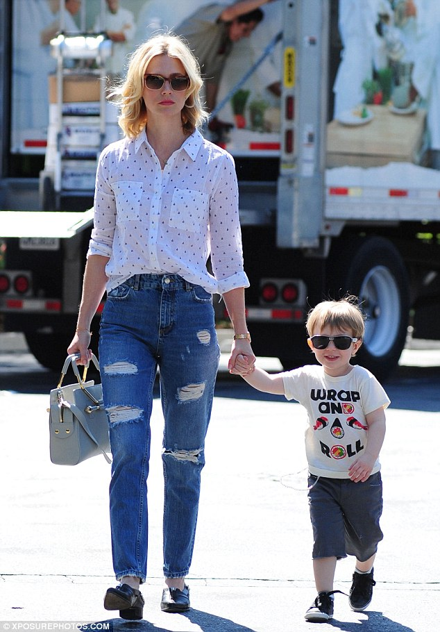 CUTE MOMMY AND SON COMBO (9)