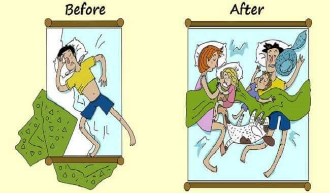 Men Before And After Marriage The Life Style Author Love