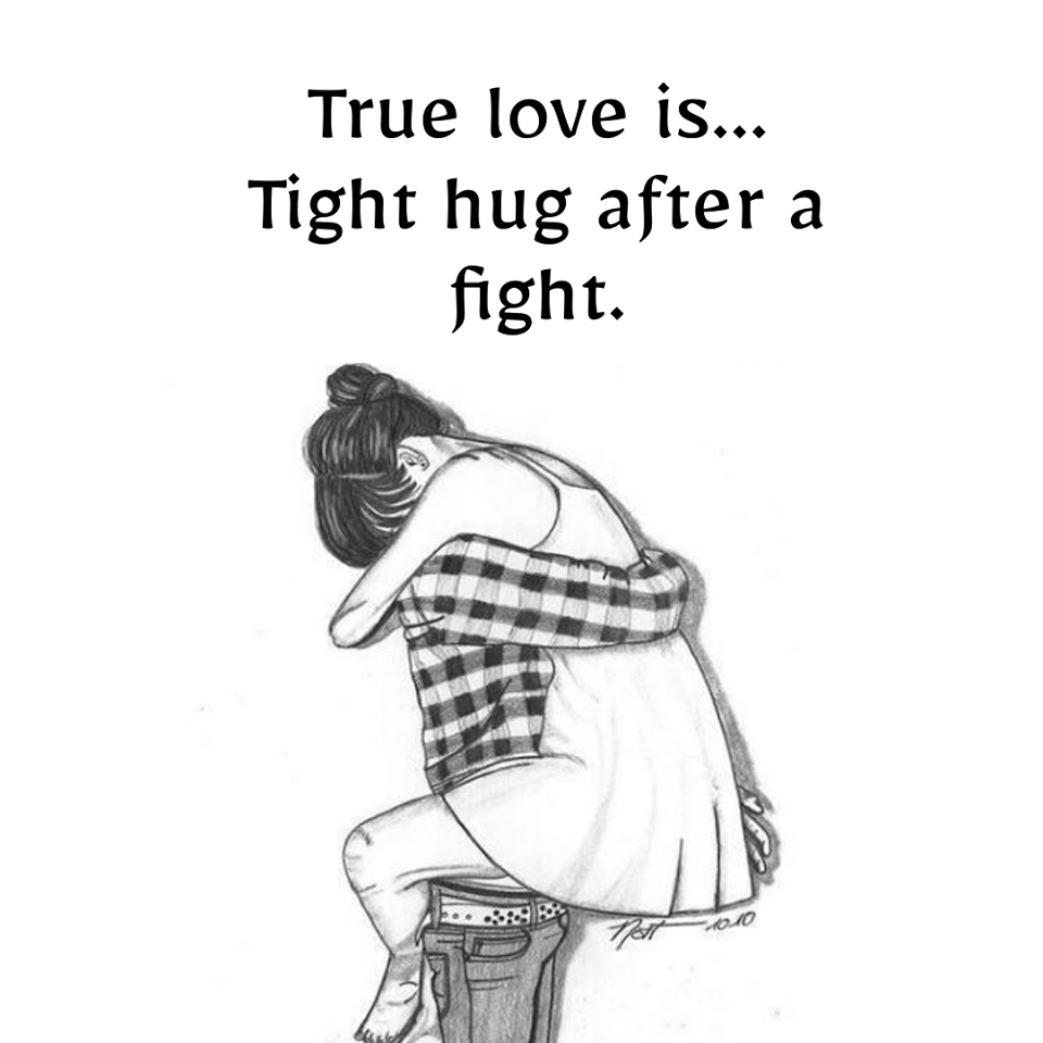 Love Quotes When Fighting Wwwtopsimagescom