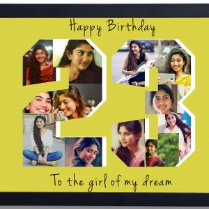 Personalized Special day Photo Frame Gift 3