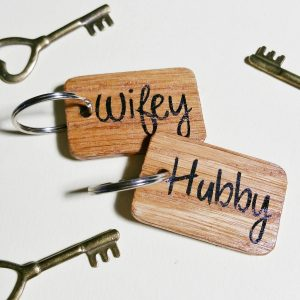 Couples Key rings 1