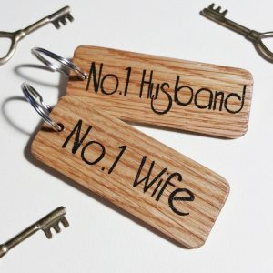 Couples Key rings 3