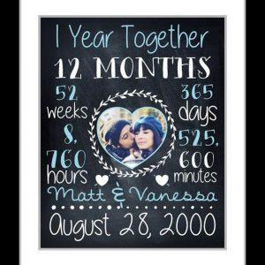 Anniversary Gift For Boyfriend Girlfriend