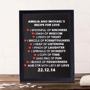 Recipe For Love 1