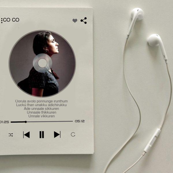 Notebook music digital